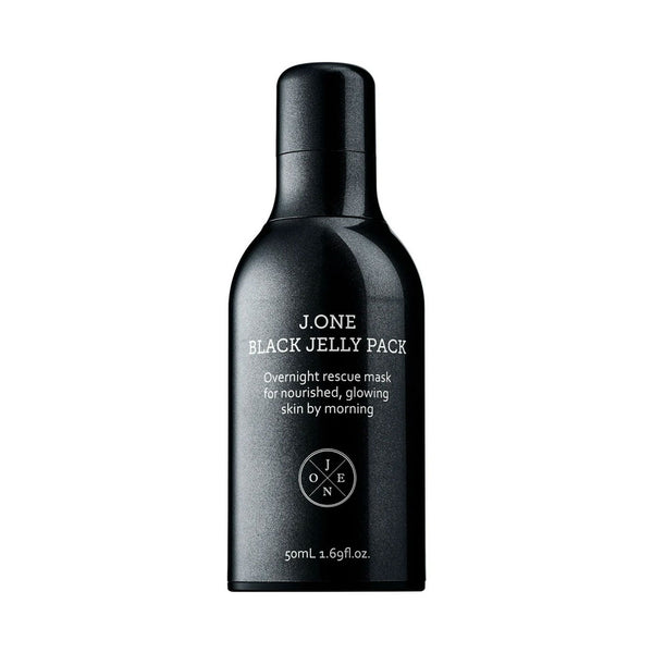J.One Black Jelly Pack best Korean beauty Nudie Glow Australia