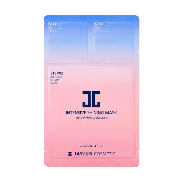 Jayjun Intensive Shining Mask Nudie Glow Korean Skin Care Australia