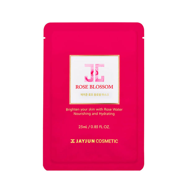 Jayjun Rose Blossom Mask Nudie Glow Korean Skin Care Australia