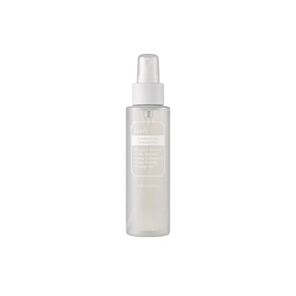 KLAIRS Fundamental Ampule Mist Nudie Glow Korean Skin Care Australia
