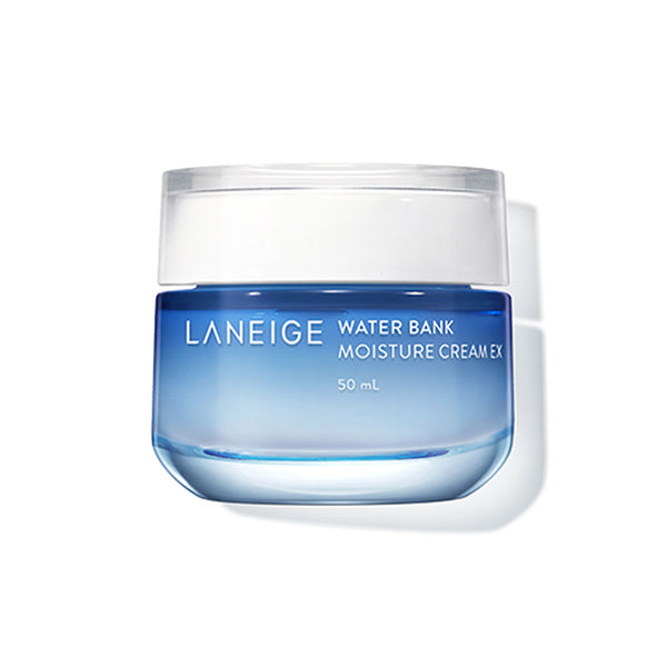 Laneige Water Bank Moisture Cream Nudie Glow Korean Skin Care Australia