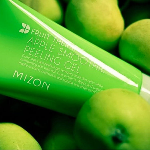 MIZON Apple Smoothie Peeling Gel Nudie Glow Korean Beauty Skincare Australia