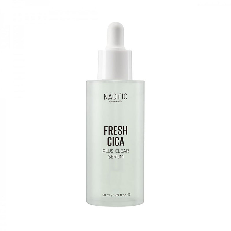 Nacific Fresh Cica Plus Clear Serum Nudie Glow Korean Skin Care Australia