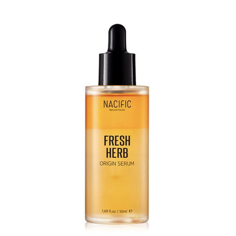 Nacific Fresh Herb Origin Serum at Nudie Glow Best Korean Beauty Store Australia
