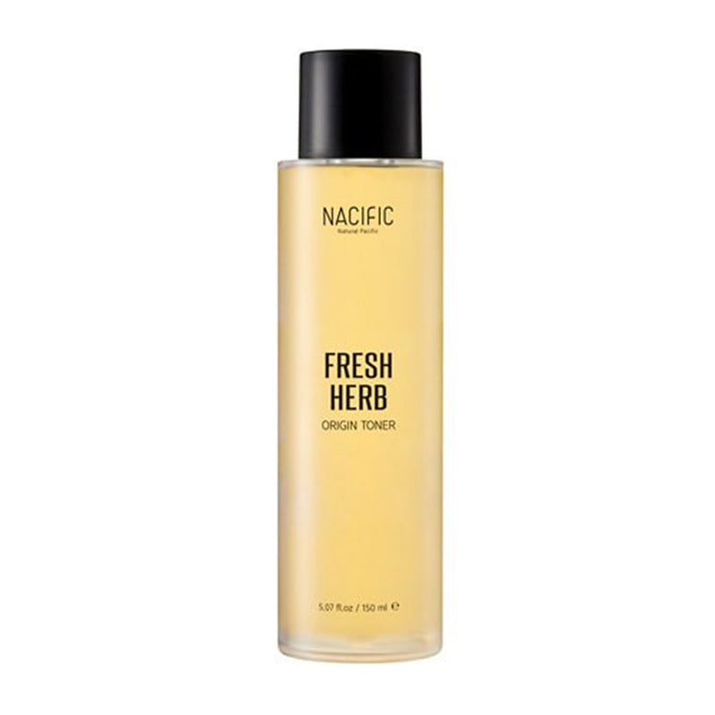 Nacific Fresh Herb Origin Toner Nudie Glow Korean Skin Care Australia