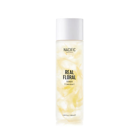 Nacific Real Floral Toner Calendula at Nudie Glow Best Korean Beauty Store Australia