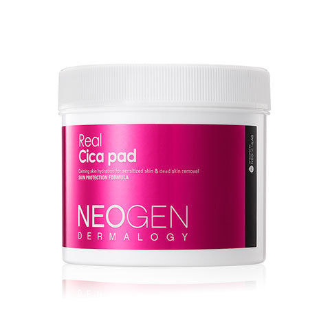 Neogen Real Cica Pad Nudie Glow Korean Skin Care Australia