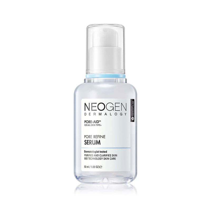 Neogen Pore Refine Serum Nudie Glow Korean Skin Care Australia