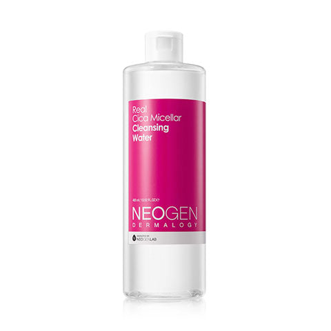 NEOGEN Real Cica Cleansing Water Nudie Glow Best Korean Beauty Store Australia