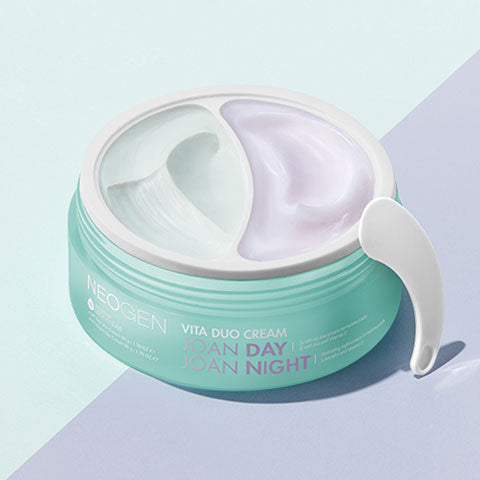 NEOGEN Vita Duo Cream Joan Day Joan Night Nudie Glow Best Korean Beauty Store Australia