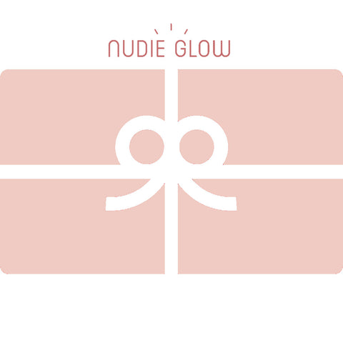 Nudie Glow Korean Beauty Gift Card