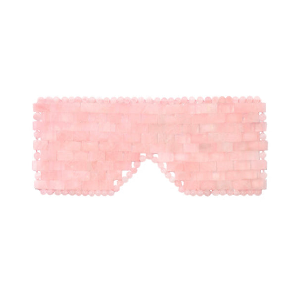 Nudie Glow Crystal Eye Mask Australia Rose Quartz Australia