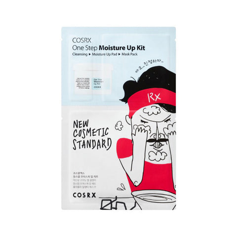 COSRX One Step Moisture Up Kit Best Korean beauty curated by Nudie Glow in Australia