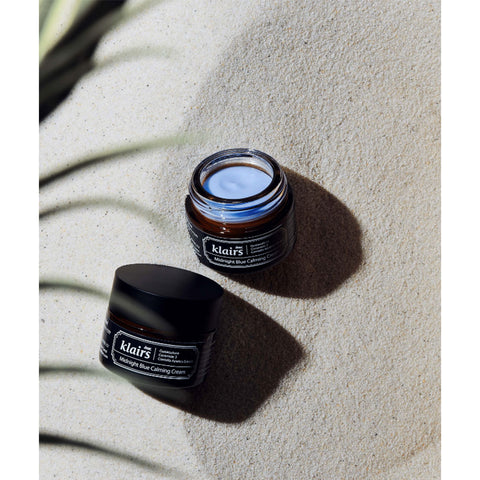 KLAIRS Midnight Blue Calming Cream at Nudie Glow Best Korean Beauty Australia