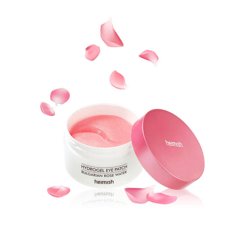 Heimish Bulgarian Rose Water Hydrogel Eye Patch at Nudie Glow Best Korean Beauty Australia