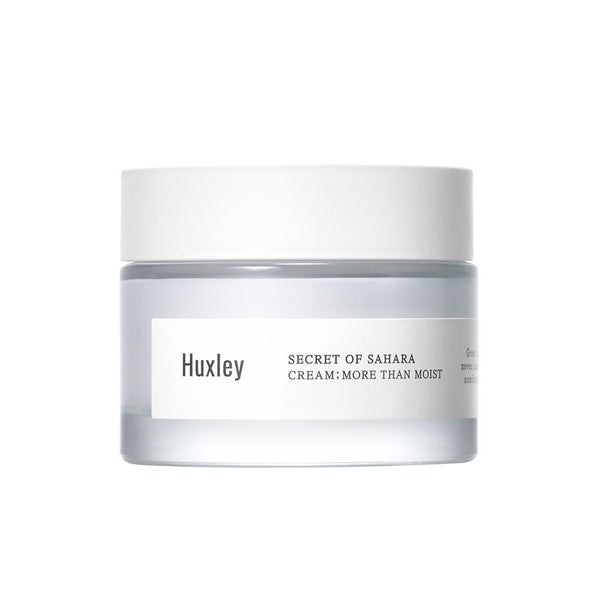 HUXLEY more than moist cream best Korean beauty Nudie Glow Australia