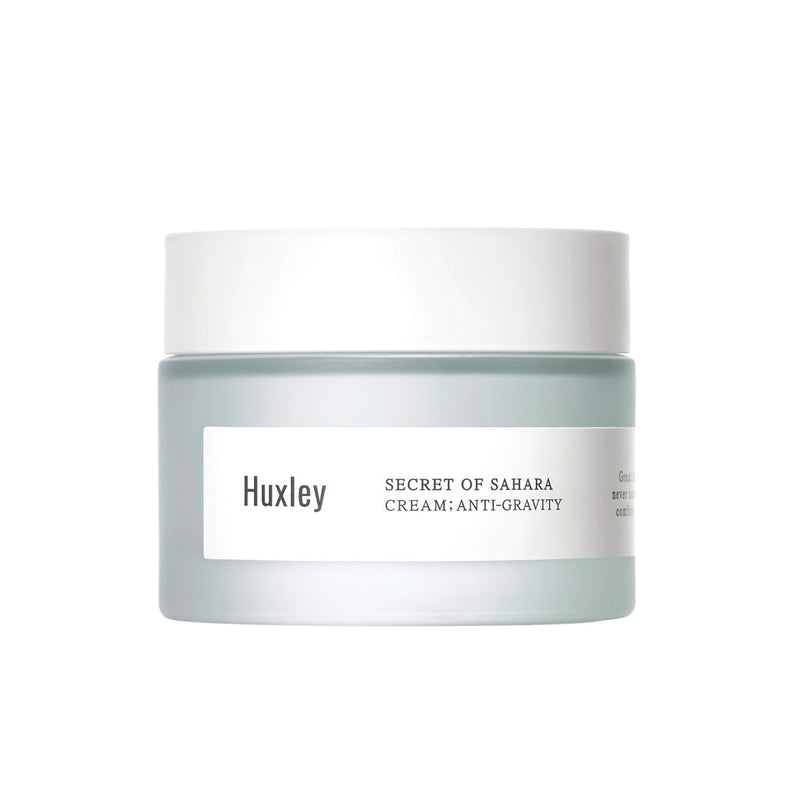 HUXLEY anti-gravity cream best Korean beauty Nudie Glow Australia