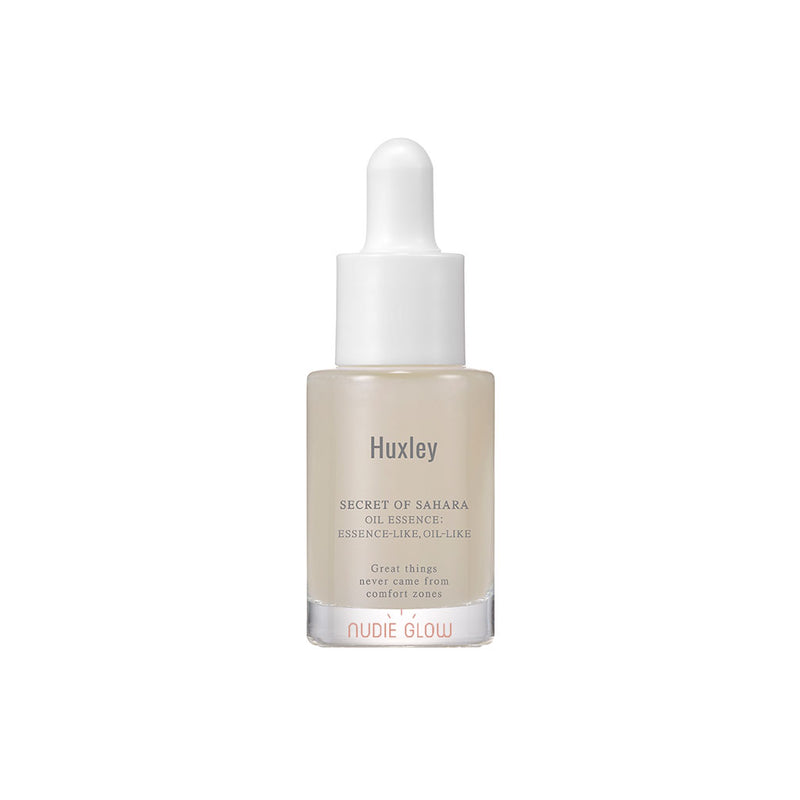 HUXLEY Oil Essence Essence-like oil-like sample size Korean beauty Nudie Glow Australia
