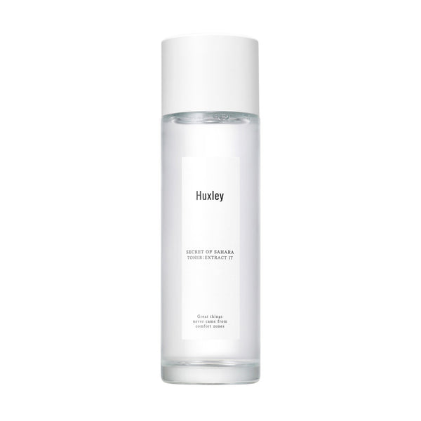 HUXLEY extract it toner best Korean beauty Nudie Glow Australia
