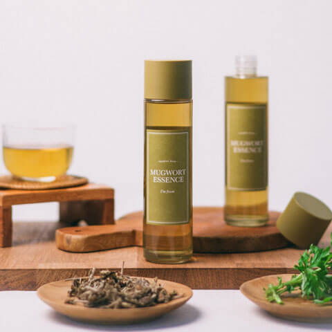 I'M FROM Mugwort Essence Nudie Glow Best Korean Beauty Australia