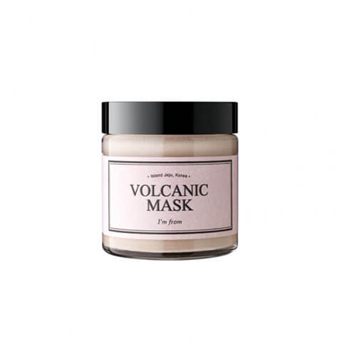 I'M FROM Volcanic Mask Nudie Glow Best Korean Beauty Australia