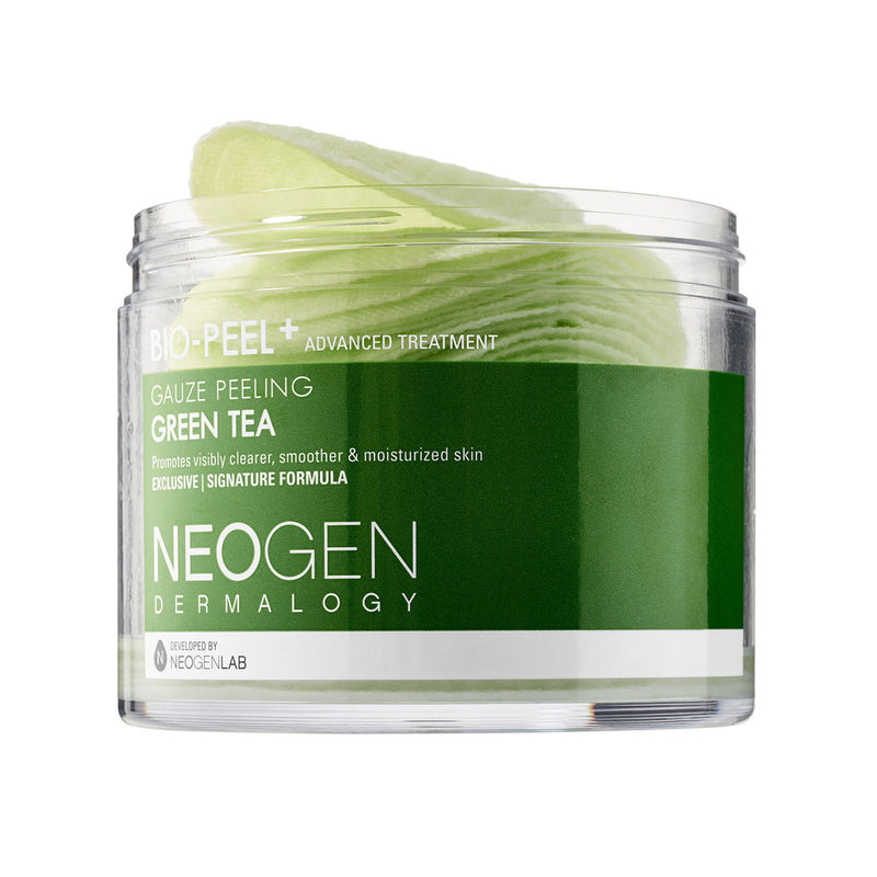 NEOGEN Dermalogy Bio-Peel Gauze Peeling Green Tea Best Korean Beauty Australia