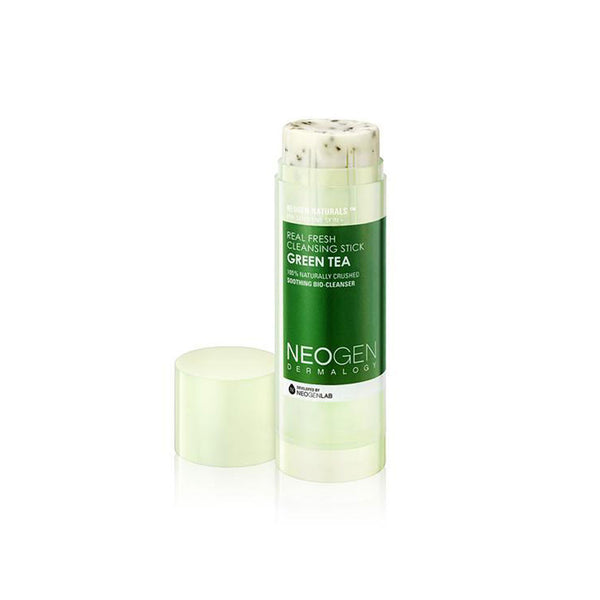 NEOGEN Green Tea Real Fresh Cleansing Stick best Korean beauty Nudie Glow Australia