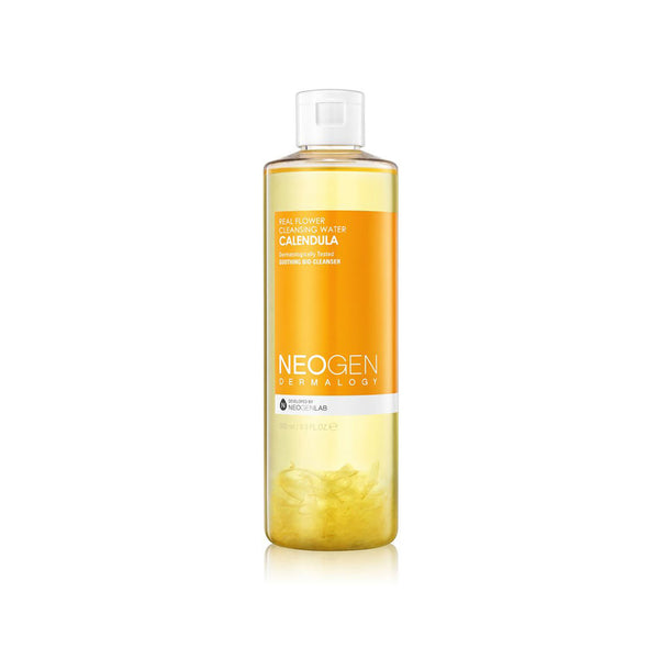NEOGEN Dermalogy Real Flower Cleansing Water Calendula best Korean beauty Nudie Glow Australia