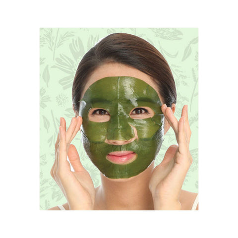 WHAMISA Organic Real Kelp Mask best Korean beauty Nudie Glow Australia