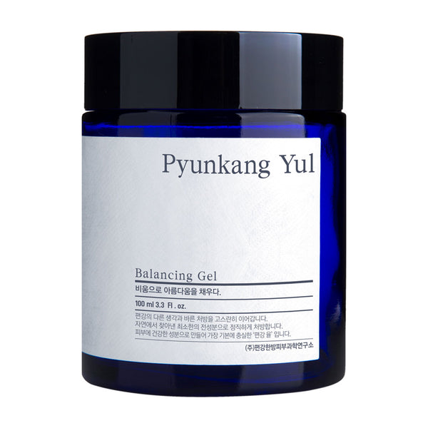Pyunkang Yul Balancing Gel Nudie Glow Korean Skin Care Australia Review Result Before After