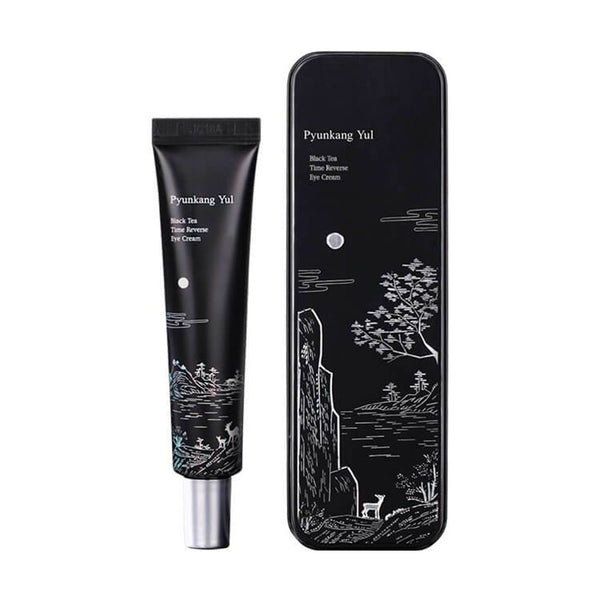 Pyunkang Yul Black Tea Time Reverse Eye Cream Nudie Glow Korean Skin Care Australia