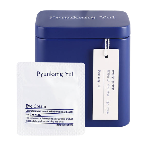 Pyunkang Yul Eye Cream Nudie Glow Korean Skin Care Australia