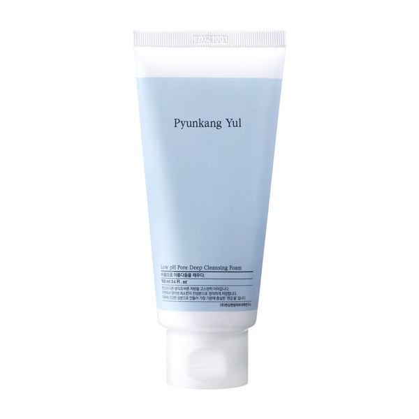 Pyunkang Yul Low pH Pore Deep Cleansing Foam Nudie Glow Korean Skin Care Australia
