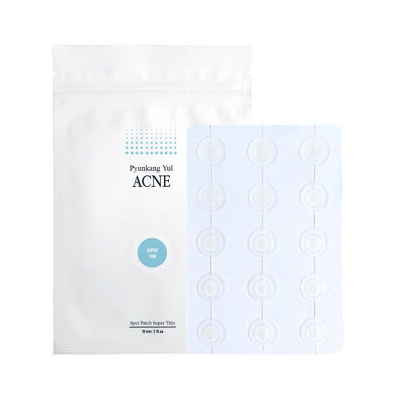 Pyunkang Yul Acne Spot Patch Super Thin Nudie Glow Korean Skin Care Australia