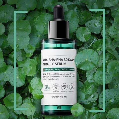 SOMEBYMI AHA BHA PHA 30 Days Miracle Serum Best Korean Beauty Skincare at Nudie Glow in Australia