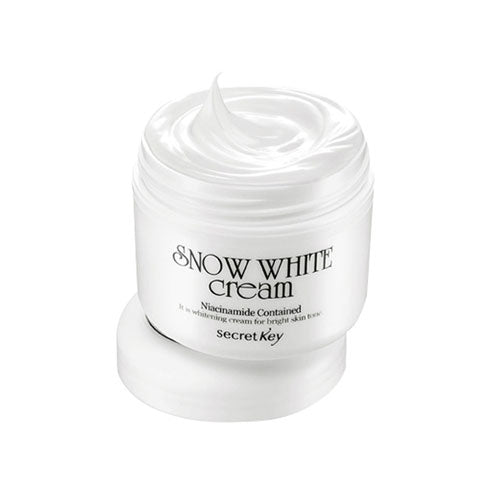 Secret Key Snow White Cream Best Korean Beauty Nudie Glow Australia