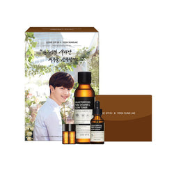 Some By Mi Galactomyces Pure Vitamin C Glow Toner & Serum Set Nudie Glow Korean Skin Care Australia