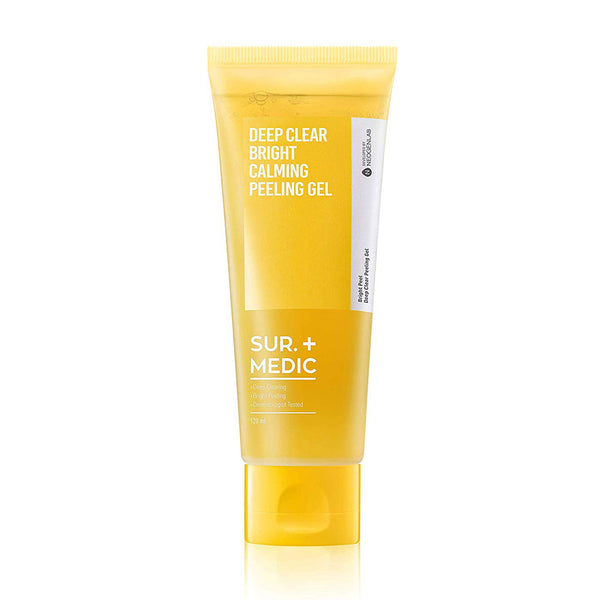 Sur.Medic Deep Clear Bright Calming Peeling Gel Nudie Glow Korean Skin Care Australia