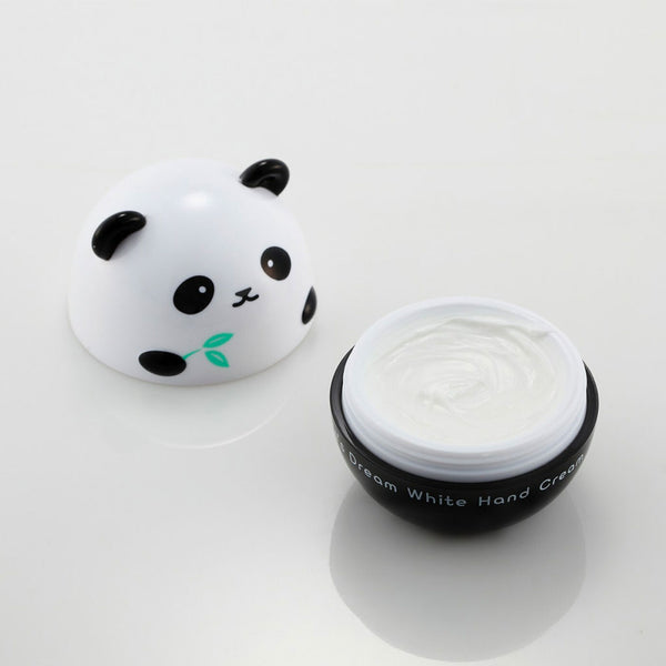 TONY MOLY Panda's Dream White Hand Cream Nudie Glow Korean Skin Care Australia