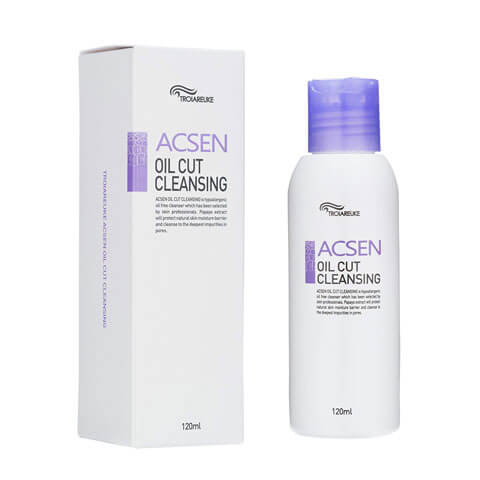 Troiareuke Acsen Oil Cut Cleansing Best Korean Beauty Skincare at Nudie Glow in Australia