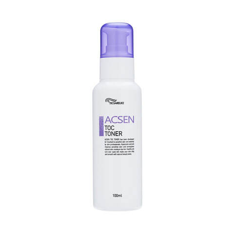Troiareuke Acsen TOC Toner Best Korean Beauty Skincare at Nudie Glow in Australia