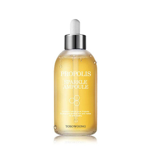 Tosowoong Propolis Sparkle Ampoule Best Korean Beauty Nudie Glow in Australia