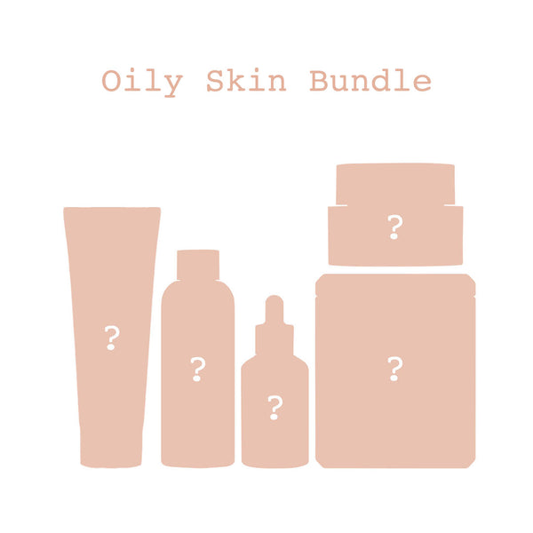 5-Step Oily Skin Bundle