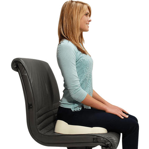 Contour Kabooti Large Orthopedic Coccyx Seat Cushion