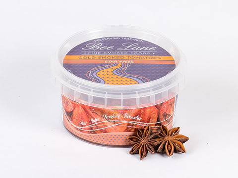 Star Anise Cold Smoked Tomatoes – 150g tub