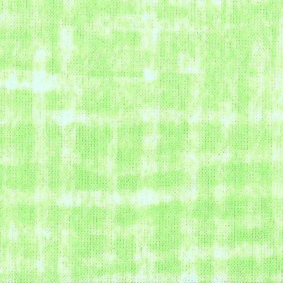 Green & White Tonal Check 100% Cotton Fabric Ex. Mamas & Papas (Per Metre)