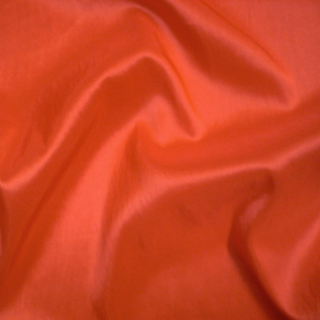 Orange Yellow Two Tone Taffeta Fabric (Per Metre)
