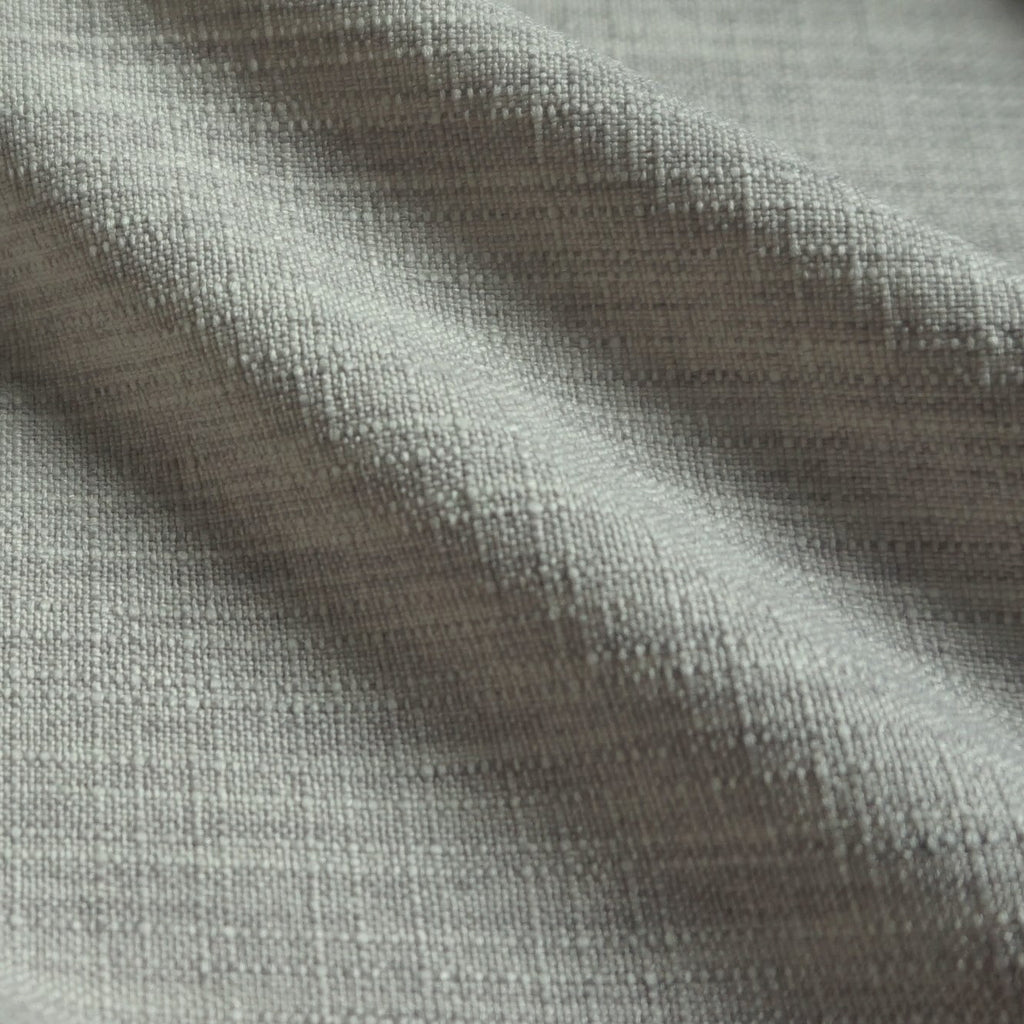 Linen Style Stripe Polyester Suiting Fabric - Various Colours (Per Metre)