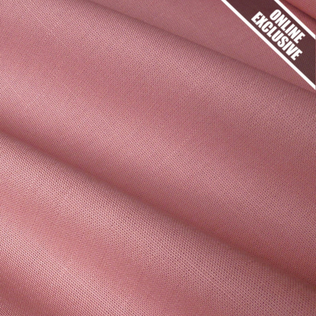 Cottage Collection Plain Linen Look 100% Cotton Fabric (Per Metre)