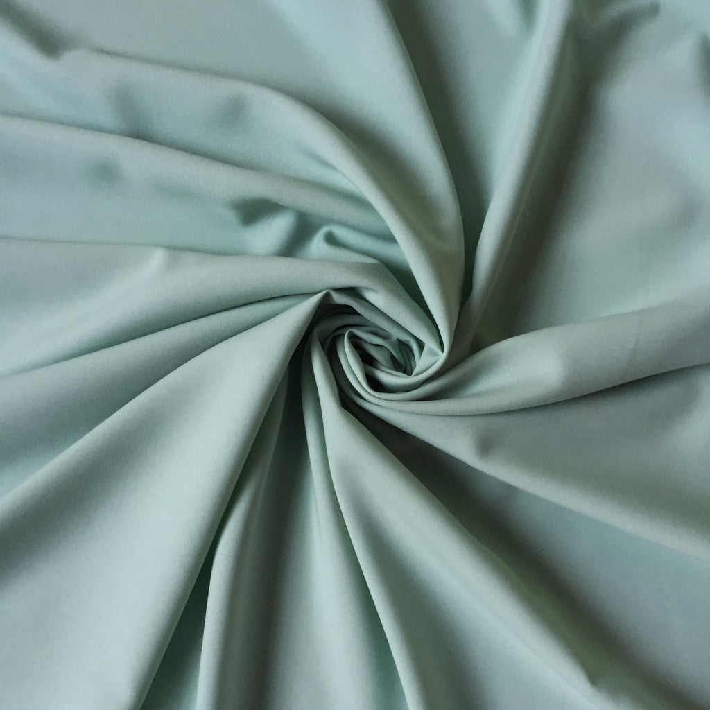Plain Pastel 100% Polyester Bi-Stretch Budget Suiting/display Fabric – Various Colours (Per Metre)